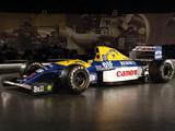 Photos of Williams FW14B 1992