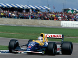 Pictures of Williams FW14B 1992