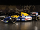 Williams FW14 1991 photos