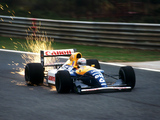 Williams FW14 1991 wallpapers