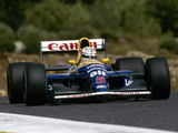 Williams FW14B 1992 images