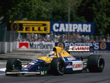 Williams FW14B 1992 photos