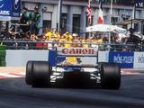 Williams FW14B 1992 pictures