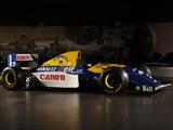 Photos of Williams FW15C 1993