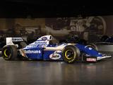 Photos of Williams FW16B 1994