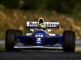 Photos of Williams FW16 1994