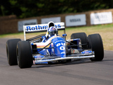 Pictures of Williams FW16B 1994