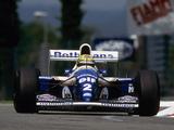 Williams FW16 1994 images