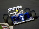 Williams FW16 1994 pictures