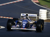 Williams FW16B 1994 wallpapers