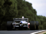 Photos of Williams FW17 1995