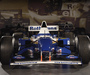 Williams FW17 1995 wallpapers