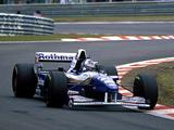 Williams FW17 1995 images