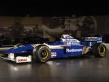 Photos of Williams FW18 1996