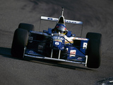 Pictures of Williams FW18 1996