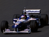 Williams FW18 1996 wallpapers