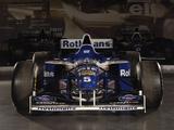 Williams FW18 1996 photos