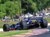 Williams FW18 1996 pictures