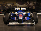 Pictures of Williams FW19 1997