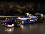 Williams FW19 1997 photos