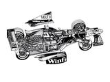Williams FW20 1998 photos
