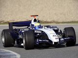 Pictures of Williams FW28 2006