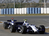 Williams FW28 2006 photos