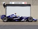 Williams FW29 2007 pictures