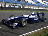 Pictures of Williams FW32 2010