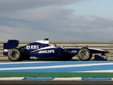 Williams FW32 2010 wallpapers