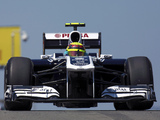 Images of Williams FW33 2011