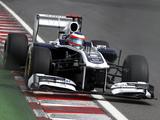 Photos of Williams FW33 2011