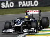 Williams FW33 2011 wallpapers