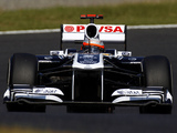 Williams FW33 2011 pictures