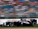 Pictures of Williams FW34 2012