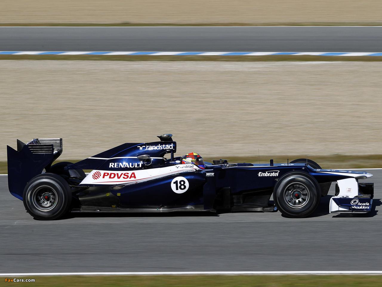 Williams FW34 2012 images (1280 x 960)