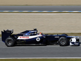 Williams FW34 2012 images
