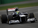 Williams FW34 2012 wallpapers