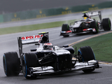 Photos of Williams FW35 2013