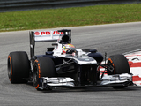 Williams FW35 2013 photos