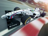 Photos of Williams FW36 2014