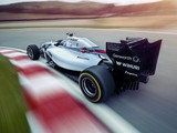 Williams FW36 2014 wallpapers