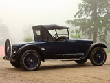 Wills Sainte Claire V8 A-68 Roadster 1921 pictures