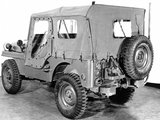 Willys-Overland CJ-4M 1951 wallpapers