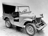 Photos of Willys Quad 1940
