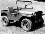Photos of Willys Jeep Bobcat Prototype 1953