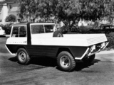 Photos of Kaiser-Willys Jeep Wide-Trac Concept by Crown Coach 1960