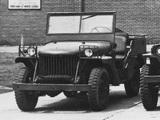 Willys Quad 1940 photos