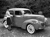 Willys Deluxe Sedan (440) 1940 wallpapers