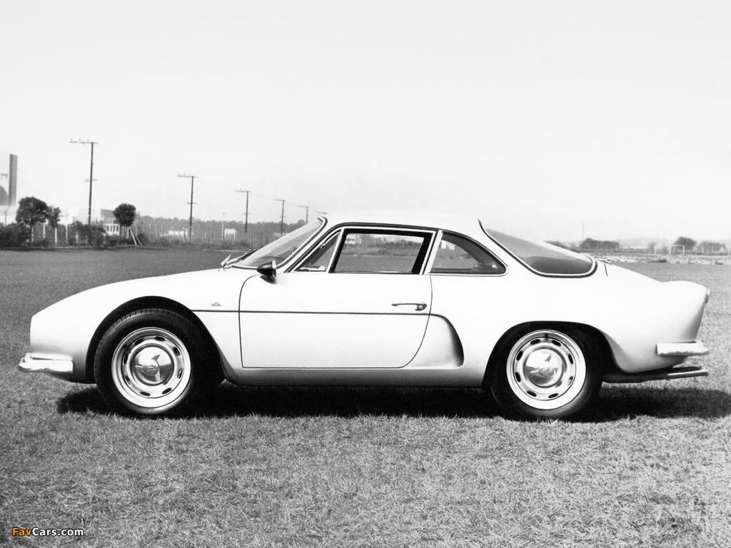 Pictures of Willys Interlagos II Prototype 1966 (1024 x 768)